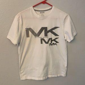 Michael  Michael kors white t-shirt.